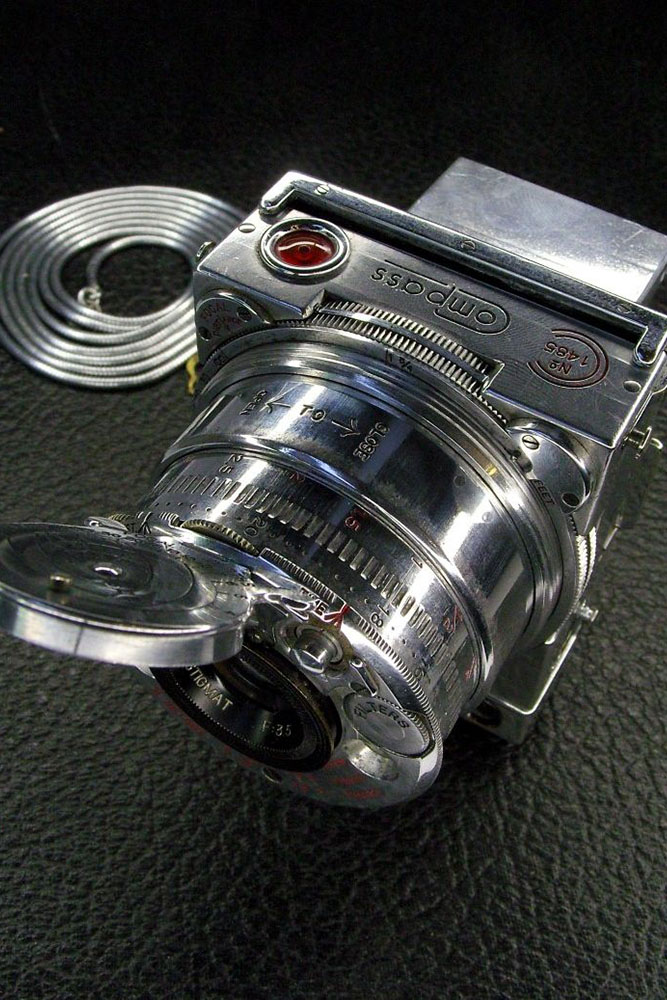 LeCoultre Compass camera