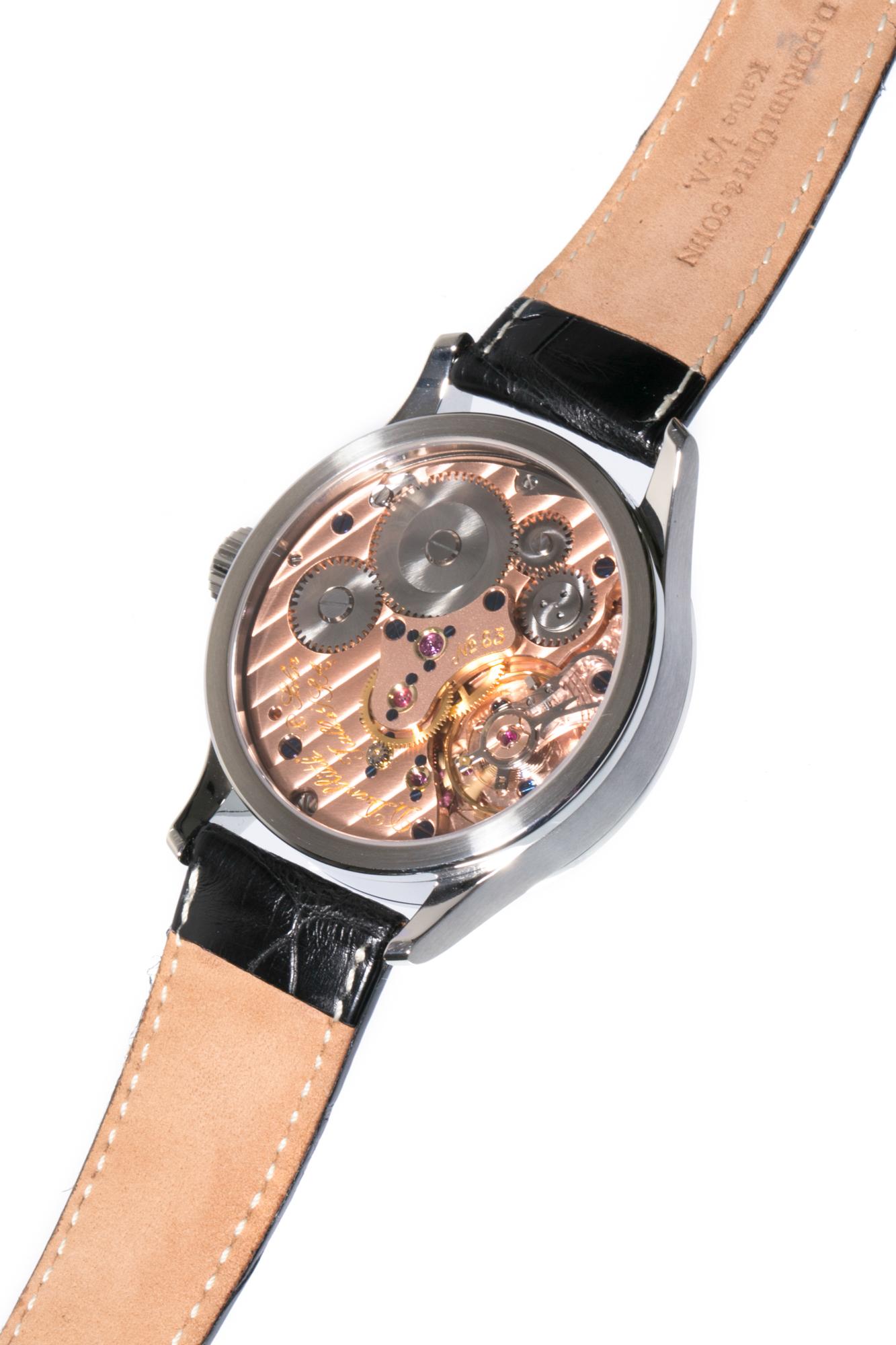 omega horloge reparatie