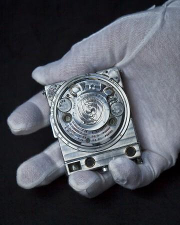 Compass camera LeCoultre