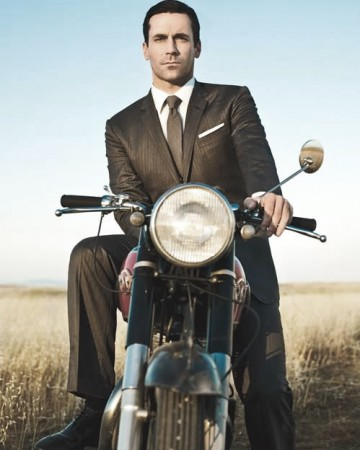 Distinguished Gentleman&#8217;s Ride 2015<br /><br />