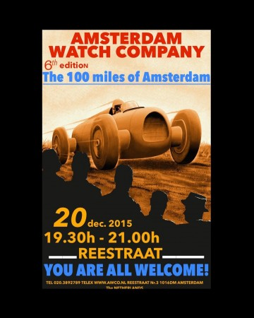 100 miles of Amsterdam 2015 <br /><br />