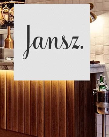 TIP! : Restaurant Jansz.