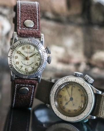 The 'Weems' Navigation watch