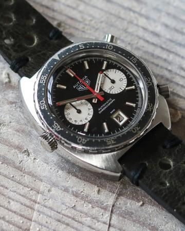 Heuer Autavia – Eerste automatic chronograph