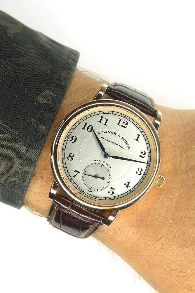Sax O Mat Amsterdam Watch Company