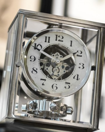 'Atmos, the most iconic clockwork, running on air'
