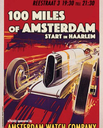 100 miles of Amsterdam