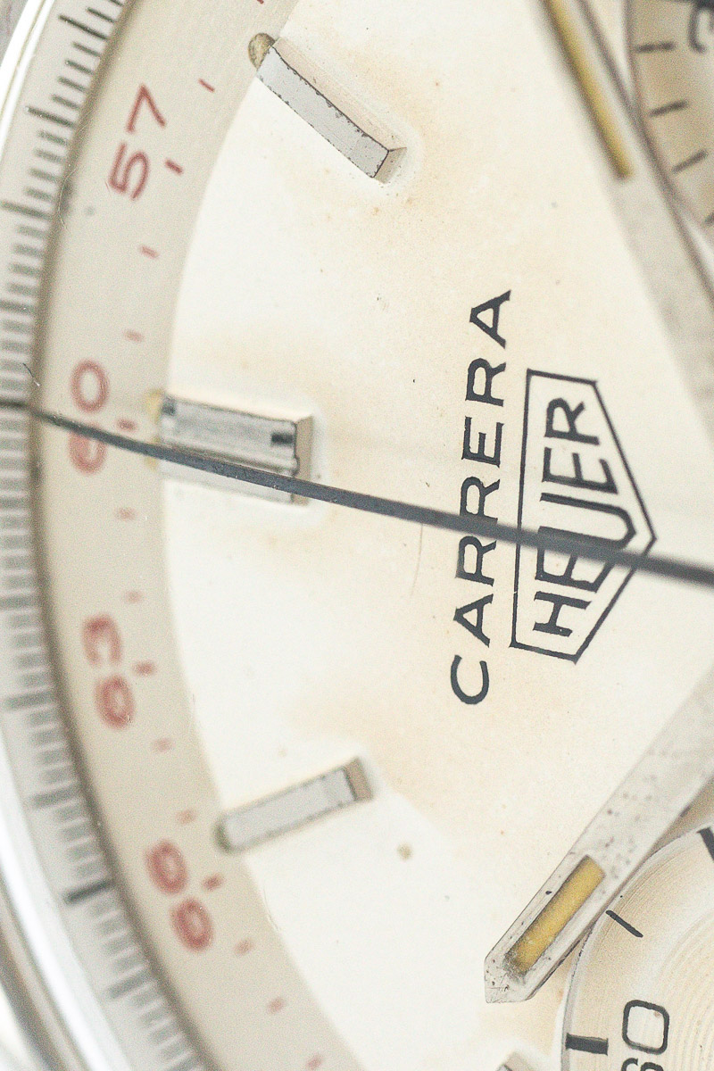 Heuer Carrera Ref. 2447T