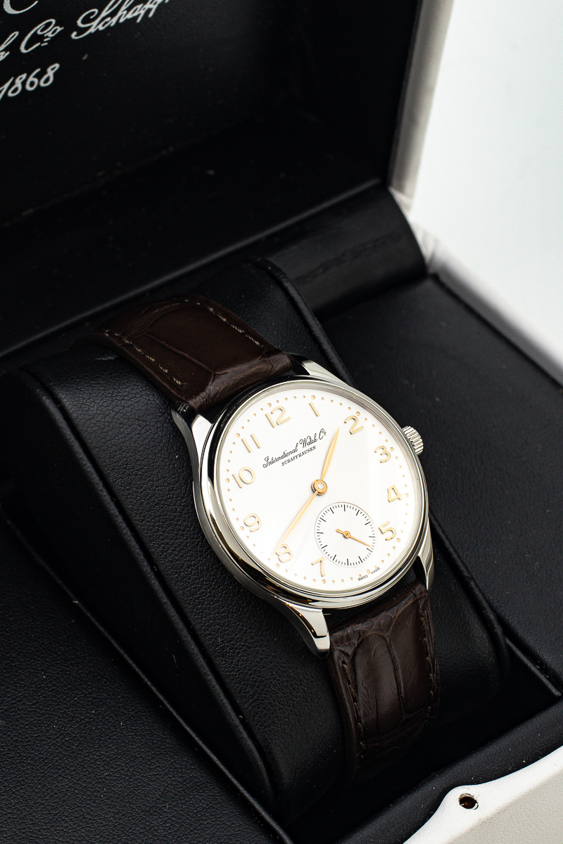 IWC Portuguese Ref. 3551 The small Portuguese