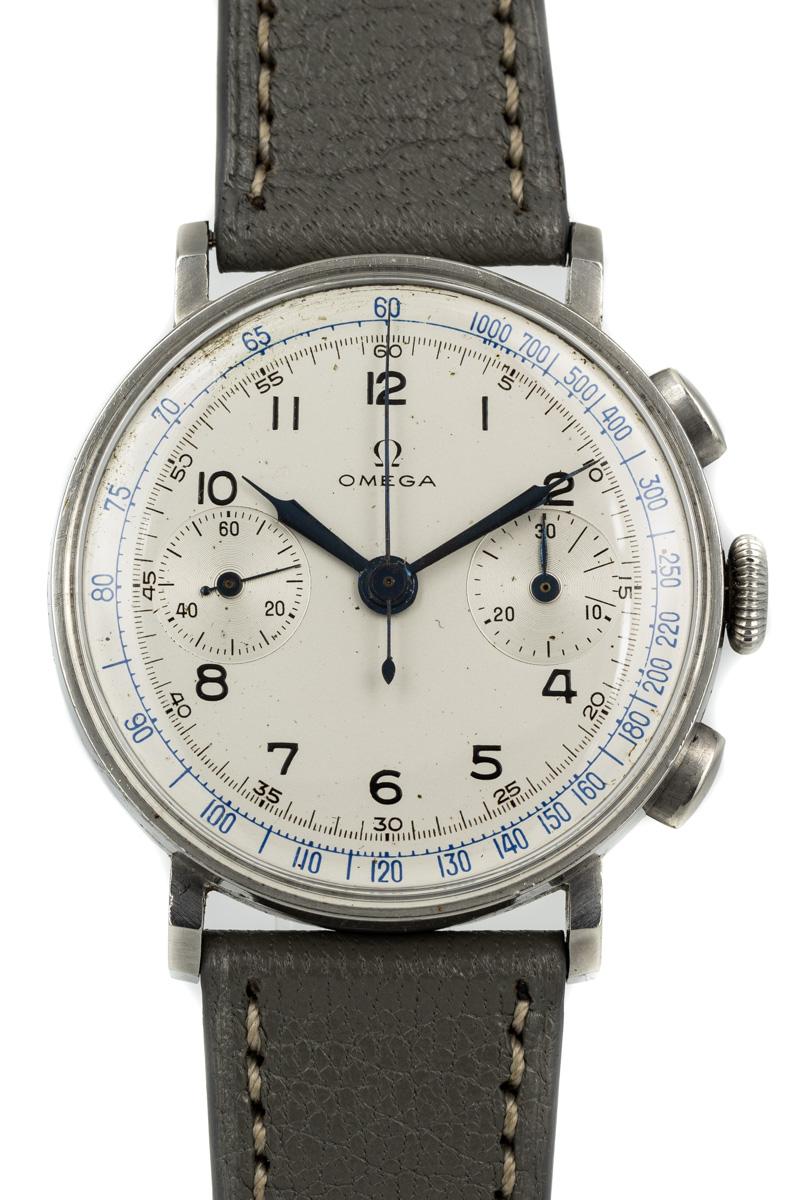 omega Chronograph Ref. 2079