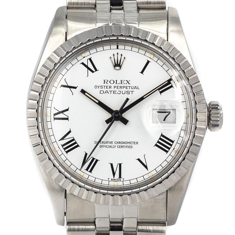 Rolex Datejust Ref. 16030 Buckley