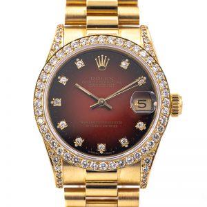 Rolex Datejust Ref. 68278 B+P