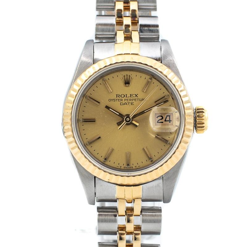 Rolex Date Rerf.69173