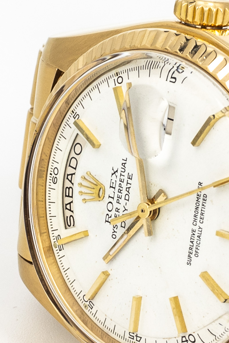 Rolex Day-Date Ref. 1803 White dial