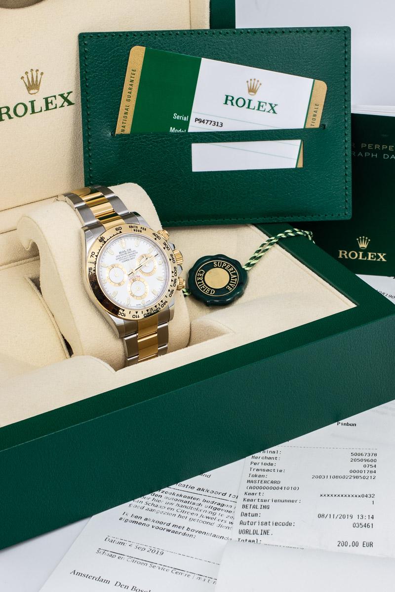 Rolex Daytona Ref. 116503 B+P NEW