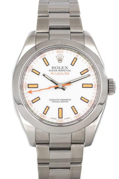 Rolex milgauss Ref 116400 B+P