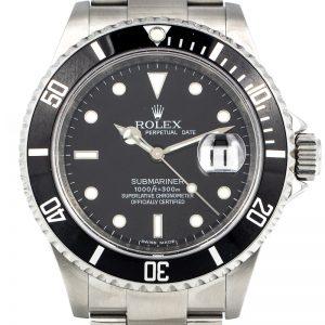 Rolex Submariner Ref. 16610T B+P