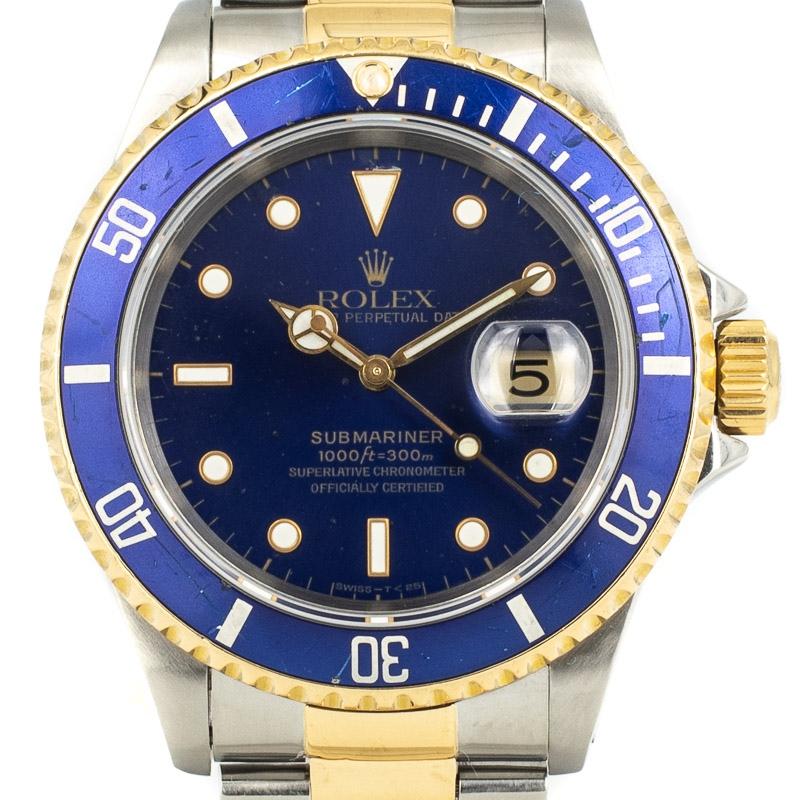 Rolex Submariner Ref. 16613 B+p