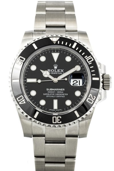 Rolex Submariner Ref. 116610 B+P NEW