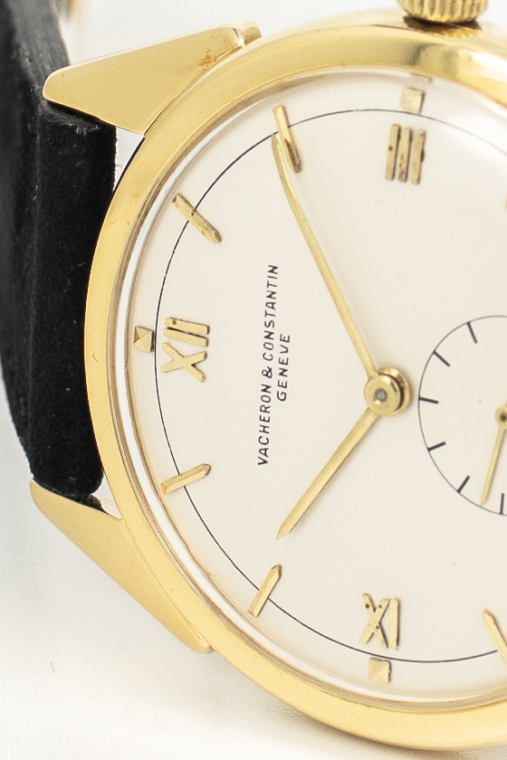 Vacheron constatin Dresswatch 18k Rose