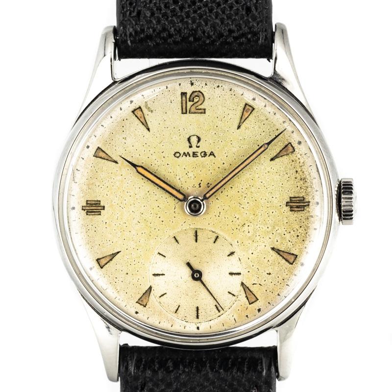 Omega dresswatch Ref 2540-6