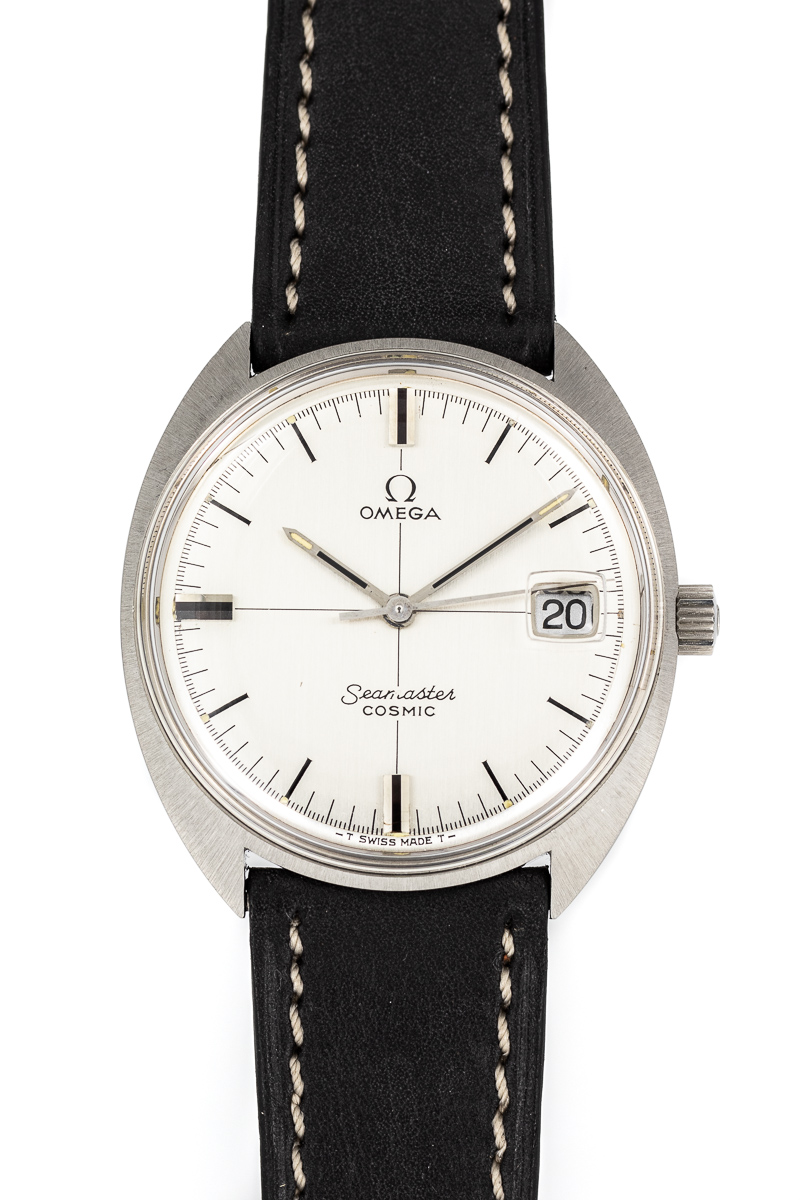 Omega Seamaster Cosmic Crosshair