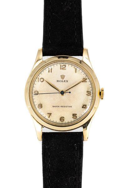 Rolex Midsize 9k gold