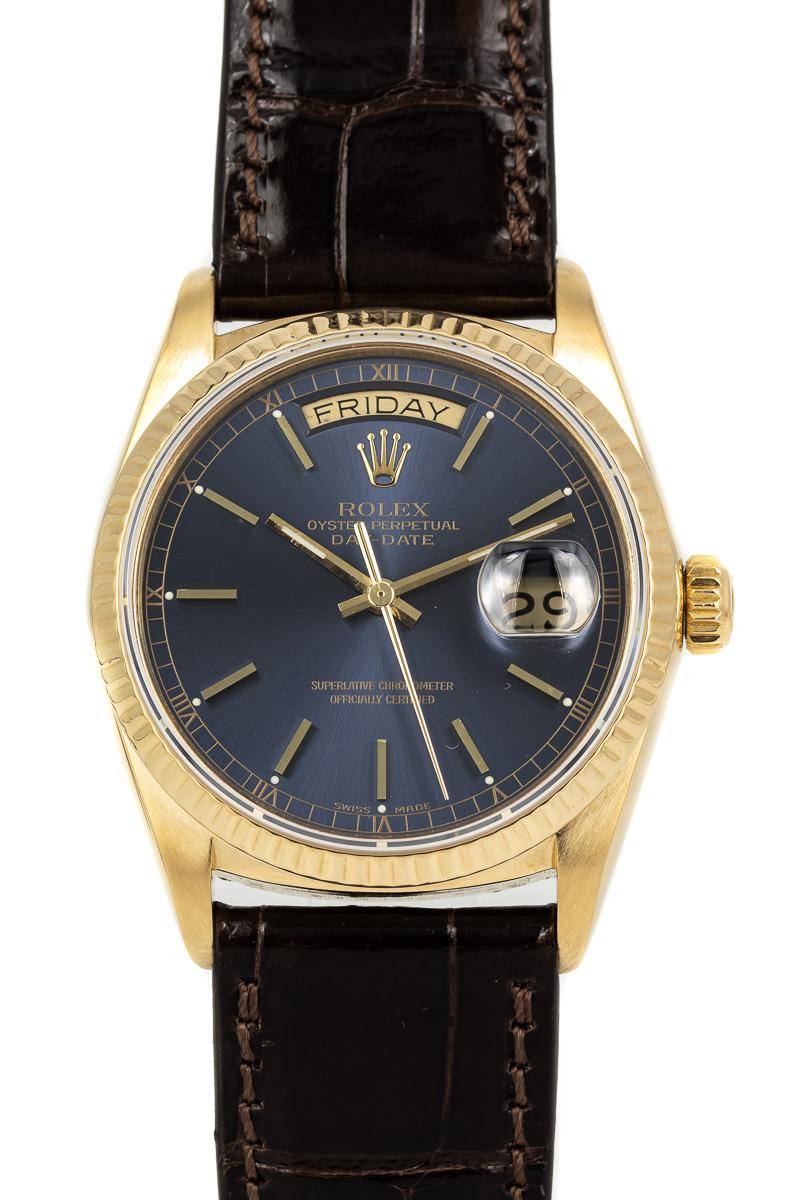Rolex Day-Date ref 18038