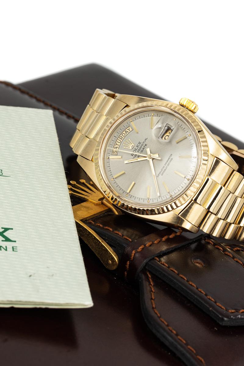 Rolex Day-Date Ref. 1803 Grey