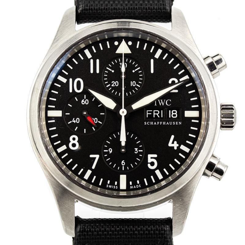IWC Fliegeruhr Ref. IW371701