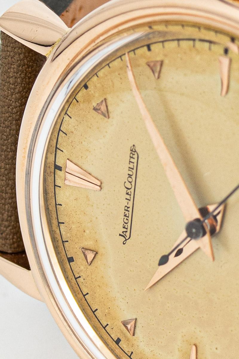 Jaeger LeCoultre dresswatch
