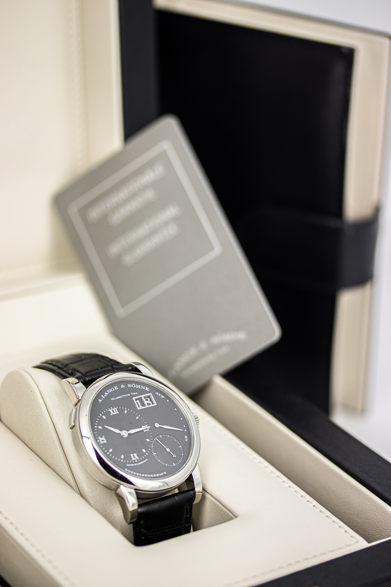 Lange & Sohne Lange 1 Platinum