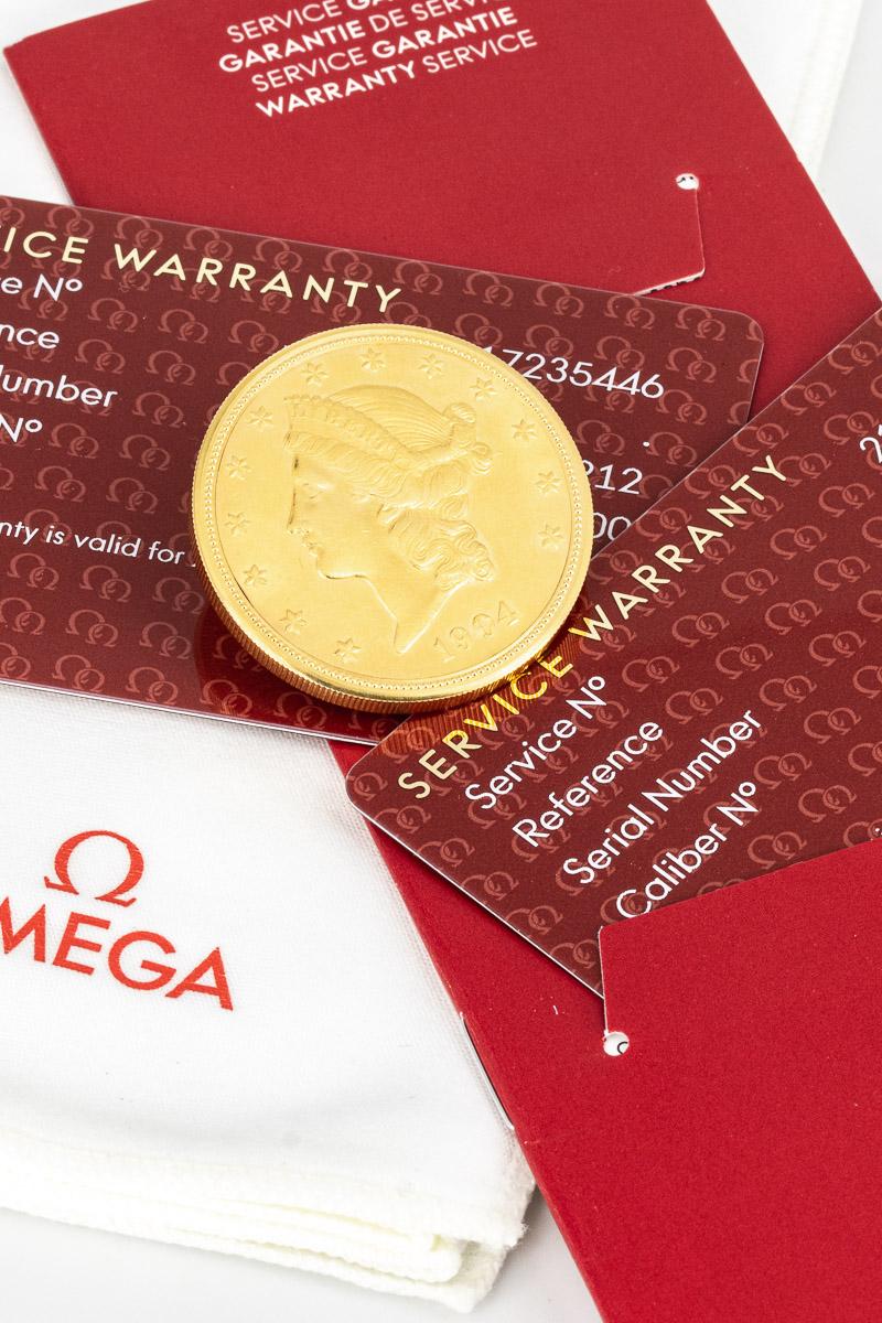 Omega Coin Double Eagle