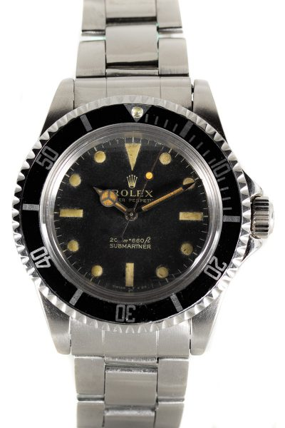 Rolex submariner Ref. 5513'meters first''