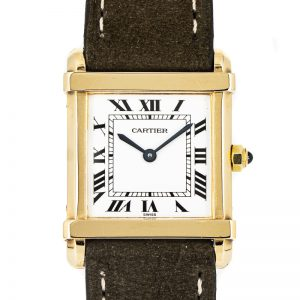 Cartier Chinoise 18K