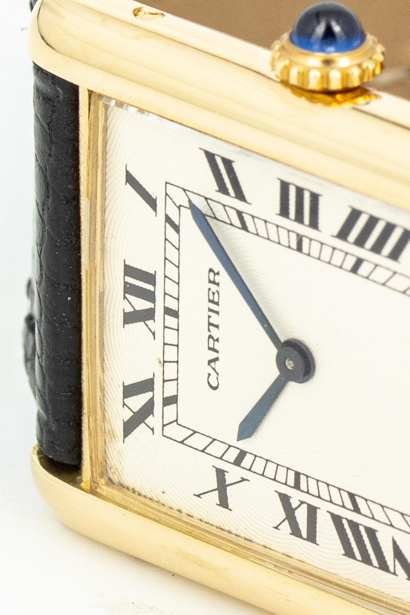 Cartier Tank Louis