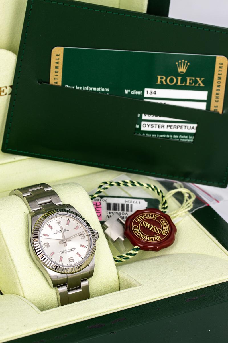 Rolex Midsize B+P