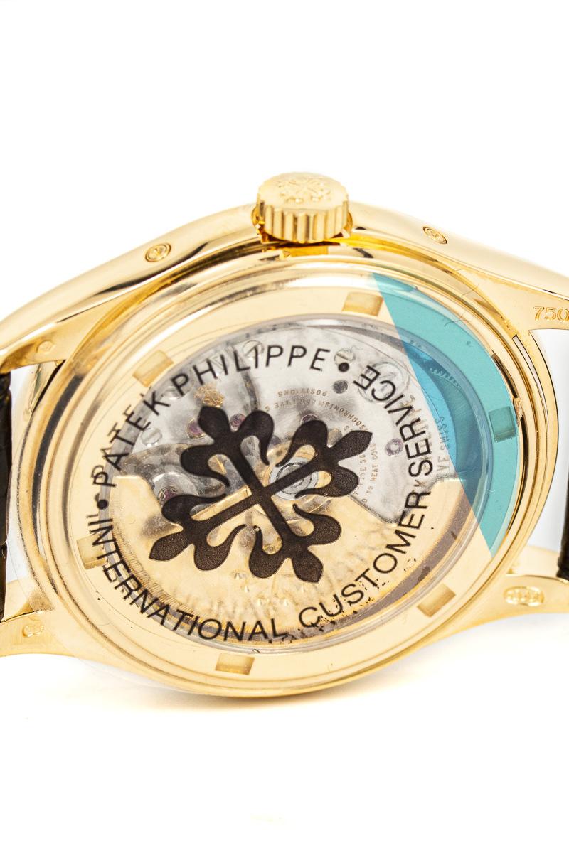 Patek Philippe anual calender Ref. 5035J