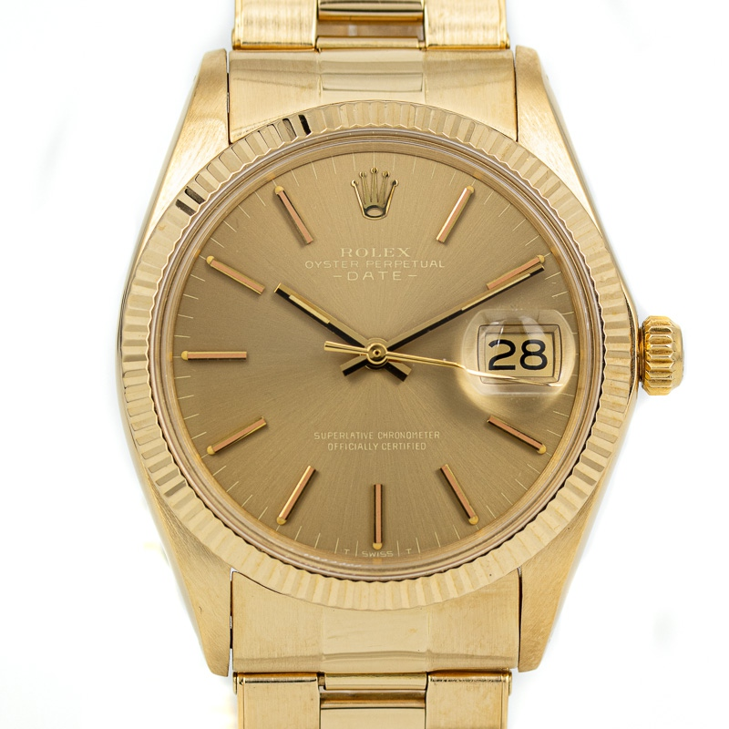 Rolex Date Ref. 1503 Papers