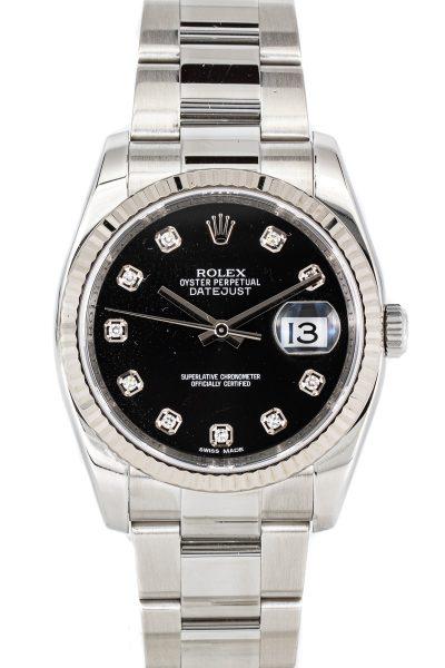 Rolex datejust Ref. 116234