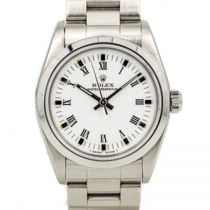 Rolex oyster Perpetual midsize