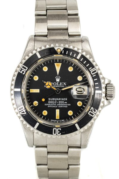 Rolex Submariner ref. 1680 B+P