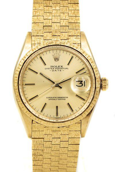 Rolex Date ref. 1504 Moreau
