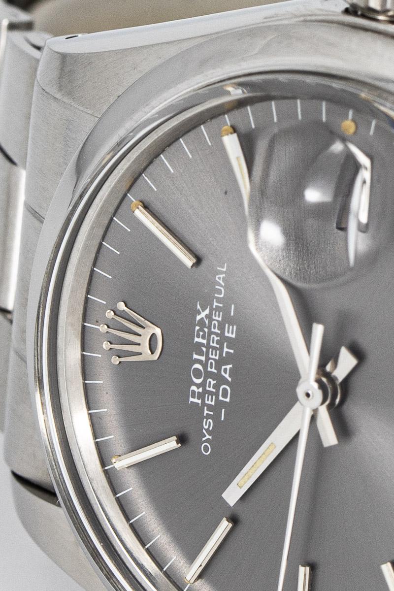 Rolex Date Ref 1500