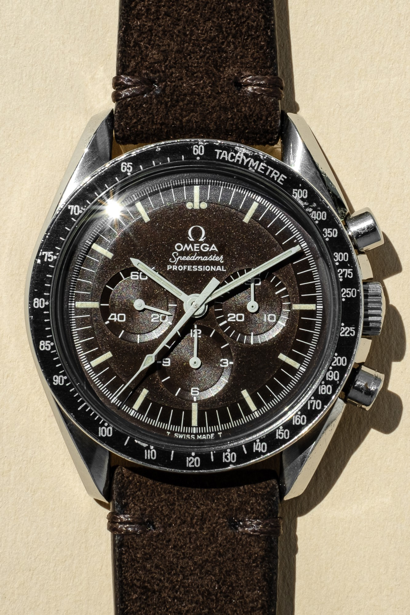 Speedmaster Tropical