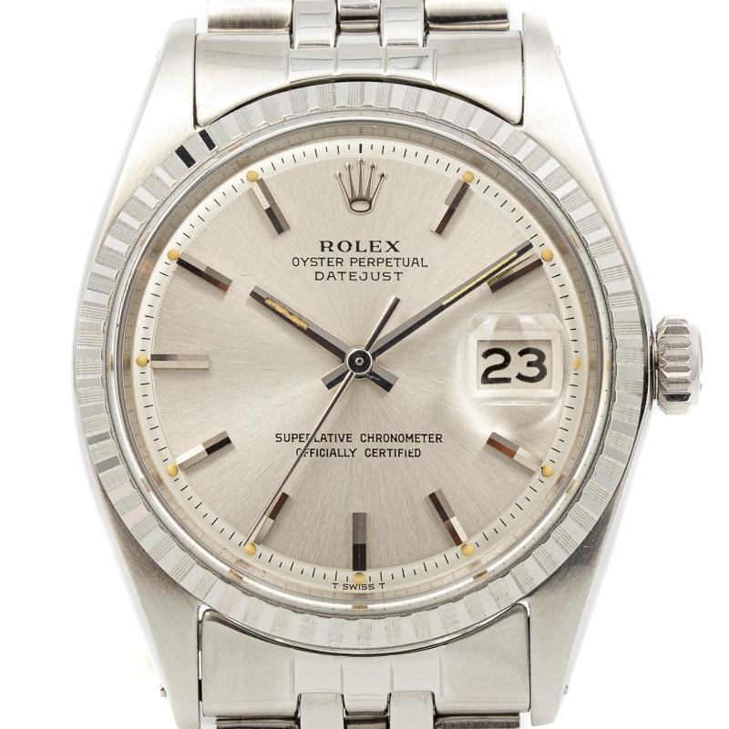 Rolex ref 1603 COSC