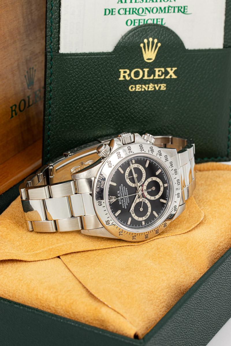 Rolex Daytona Ref 16520 B+P