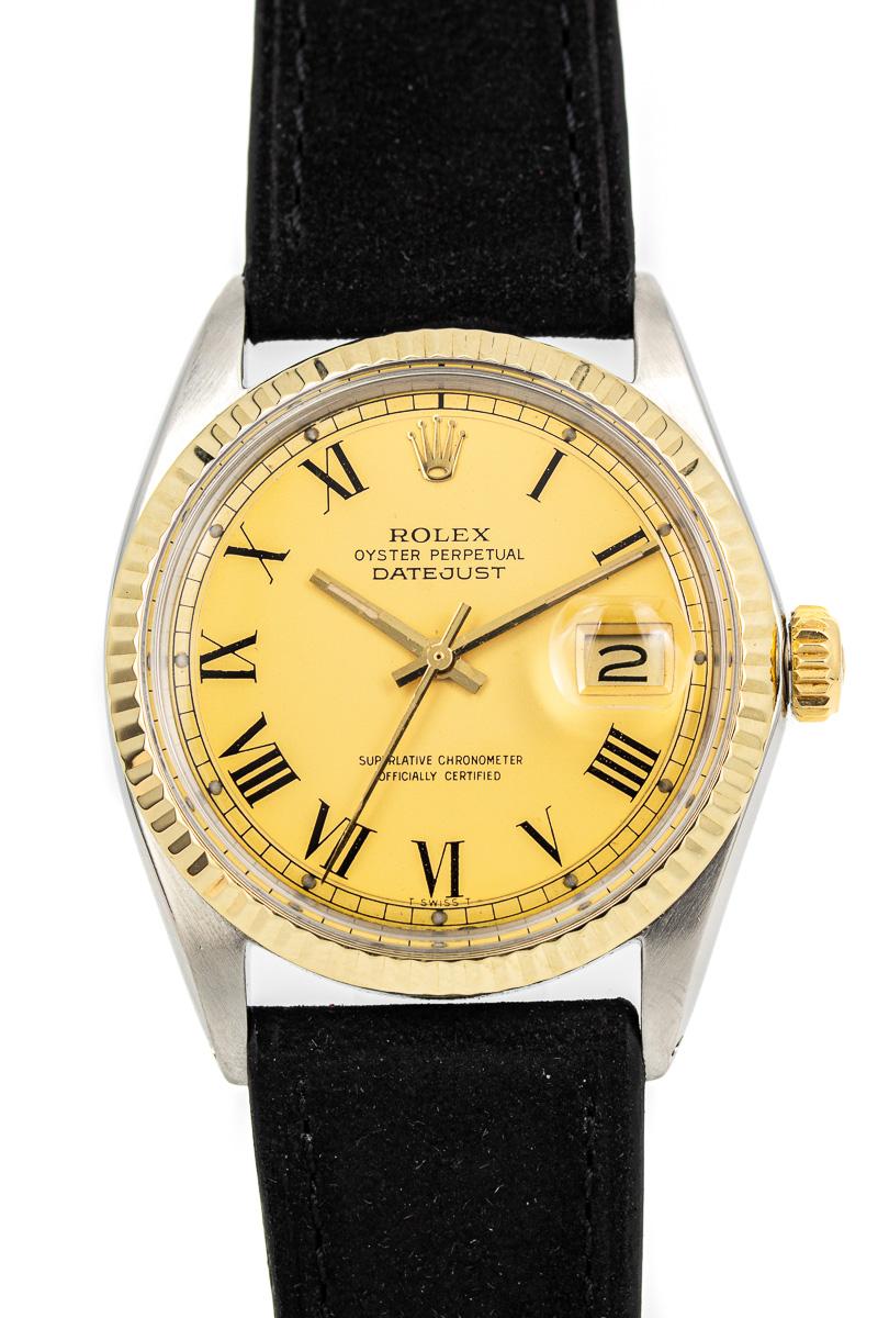 Rolex datejust Ref 1601 Buckley