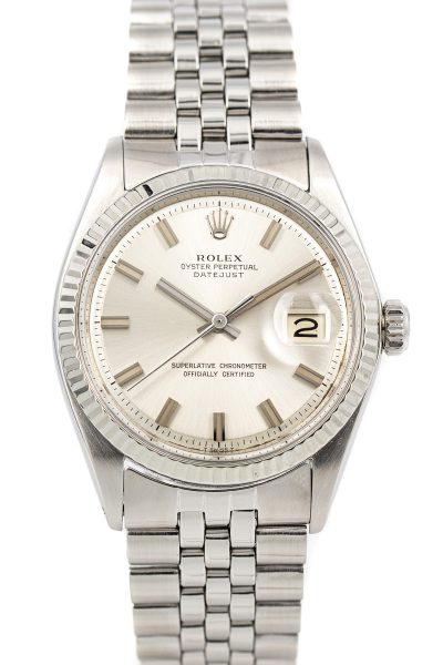 Rolex Datejust ref. 1601 wideboy