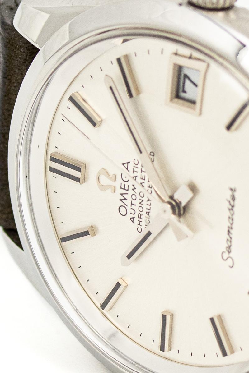 Omega Seamaster chronometer